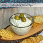 Schneller Oliven-Dipp