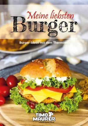 Meine liebsten Burger – Burger-Ideen mit dem Thermomix