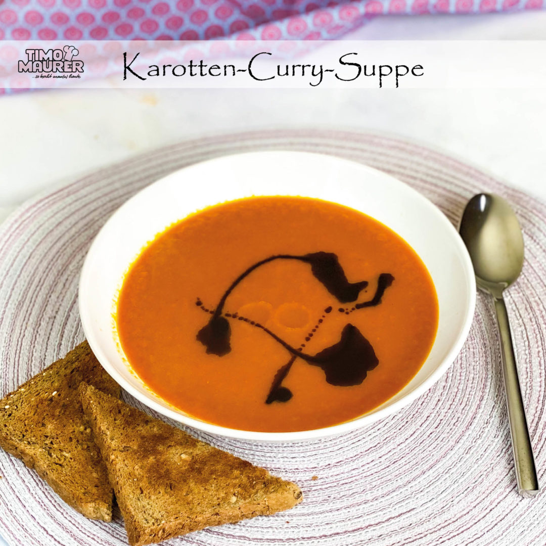 You are currently viewing Karotten-Curry-Suppe