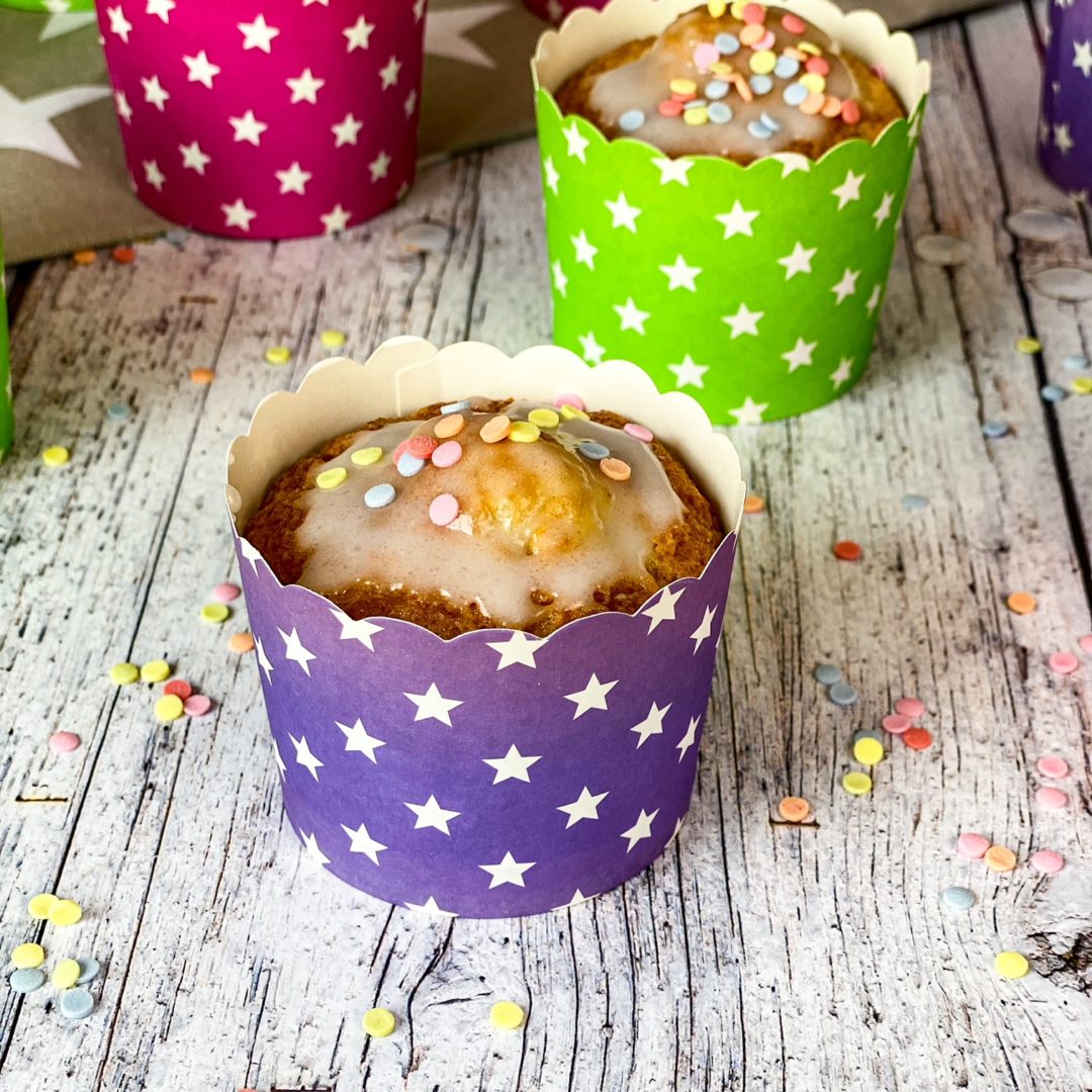 Muffins – Grundrezept