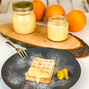 Read more about the article Orangen Curd